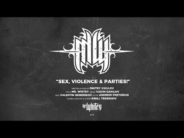 Mr Whitey - Sex, Violence Parties! (OFFICIAL TEASER)