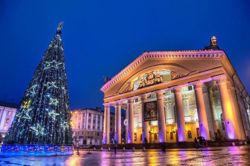 Афиша Калуга Новогодние ежедневные экскурсии из Калуги