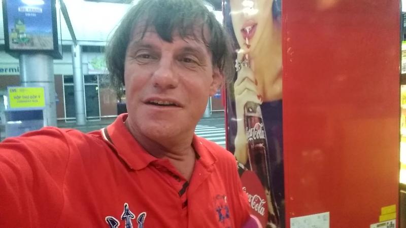 53 Нячанг аэропорт Камрань 13 ноября 2017