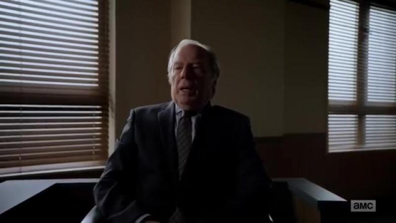 Chuck's speech [Better Call Saul]