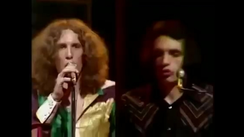 Steely Dan - Do It Again (The Midnight Special 1972)