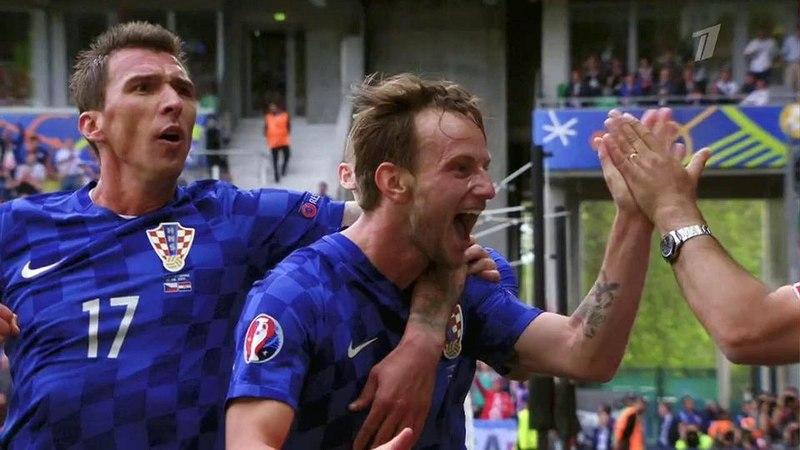 Чемпионат мира пофутболу FIFA 2018 вРоссии™: больше, чем игра. С14 июня наПервом. Анонс