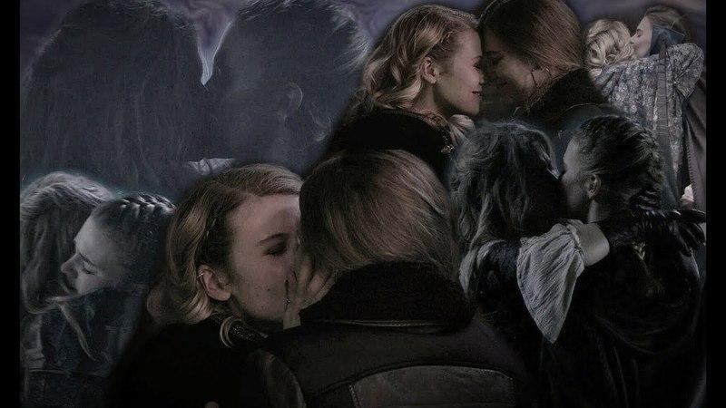 Robin x Alice || I kissed a girl