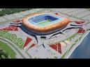 ⚽Мордовия Арена. Саранск готовится к ЧМ 2018 по футболу
