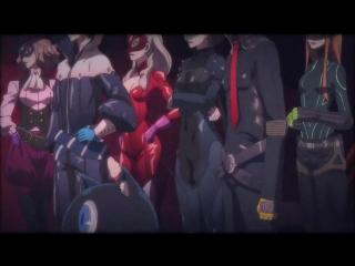 Persona 5 the Animation「Dark Sun…」- анонс