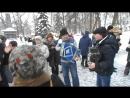 Масленица-2018. Ярославль. Гармонисты Виктор Воронов и Владимир Егерев.