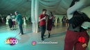 Maksim Glotov and Oksana Krylasova Salsa Dancing in Malibu at The Third Front, Sat 04.08.2018 (SC)