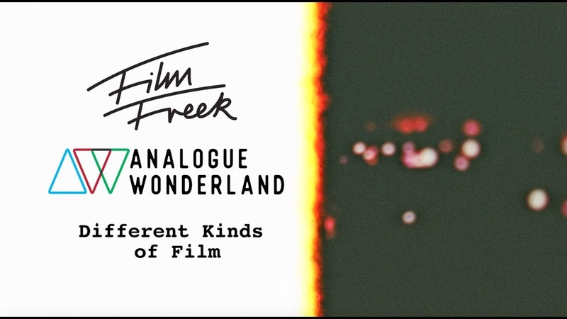 Different Kinds of Film | Recommendations and Favourites! W/ Analogue Wonderland