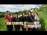 180813 Red Velvet @ Level Up Project 3 Promotion Clip