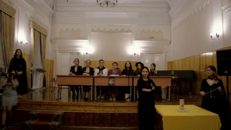 Колледж Аухадеева. 13 октября(Слизерин)