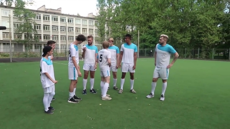 футбольная школа Кузьмина за кадром Юлик DK Даня Кашин Кузьма и ТД