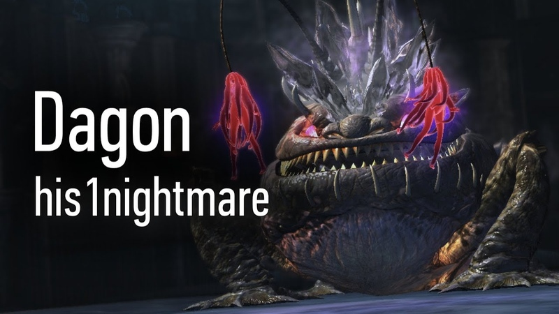 Dagon May Cry. Player - his1nightmare. DMC4.