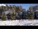 НЕжданчик)) игра в снежки))))))
