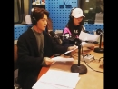 180227 Хо Ёнджи и актёр Шин Чжэ Ха ( Shin Jae Ha)