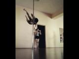 Стелла СИМОНОВА Pole dance