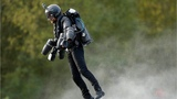 Richard Browning Breaks World Record For Fastest Speed In Jet Engine Suit