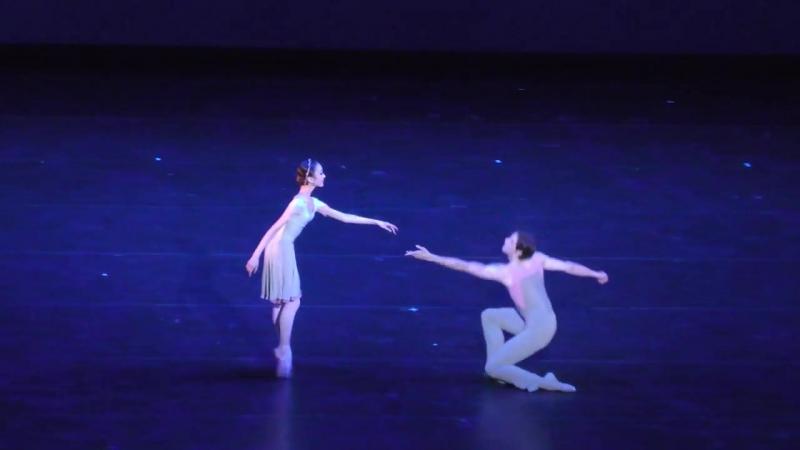 15.06.2018 Concerto DSCH part II часть II, Mariinsky, Мей Нагахиса (дебют) May Nagahisa (debut), Xander Parish (debut) Ксандер П