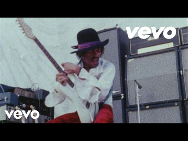 The Jimi Hendrix Experience - Foxey Lady (Miami Pop 1968)