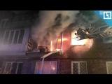 8 пострадавших при взрыве газа в Омске
