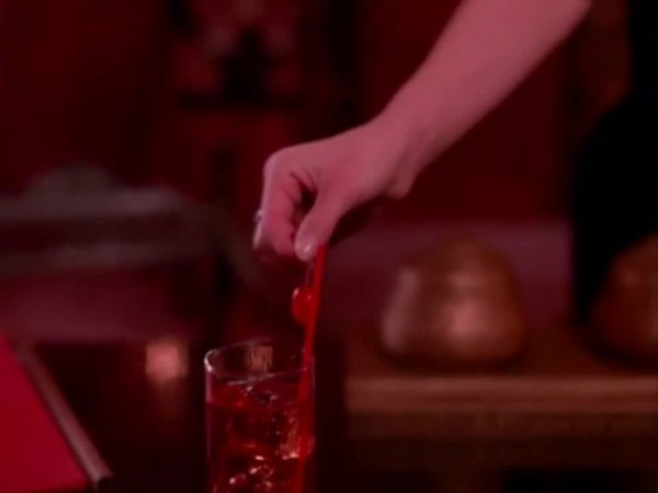 Twin Peaks - Audrey Horne eats a cherry · coub, коуб
