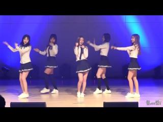 #Корейские девочки# группа TREN D (выступление с разных площадок)