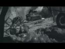 Два бойца (1943) Отражение атаки немецких танков под Ленинградом, 1941 год