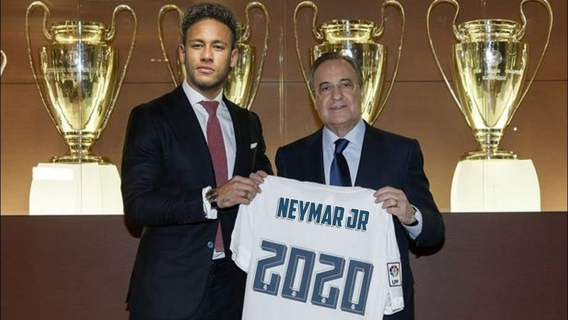Neymar in Real Madrid ?! New Summer Transfers 2018