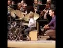 Танец на барабанах