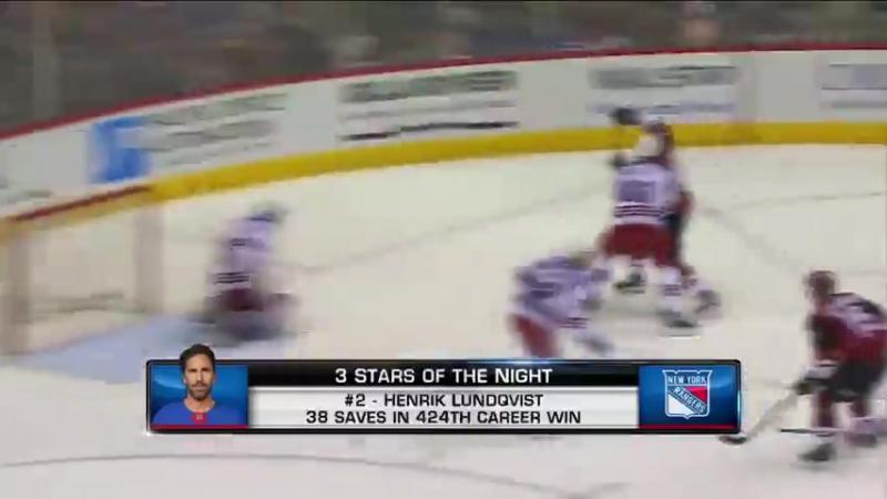 Три звезды игрового дня НХЛ 7.1.18
