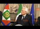 Governo Conte Mattarella ringrazia la stampa ed esce tra gli applausi 31 05 18
