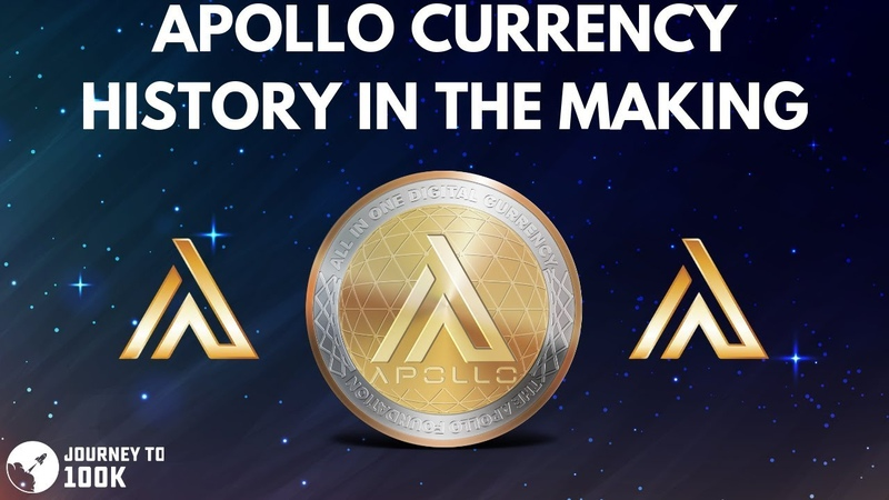 APOLLO Sept 16th: Blockchain Updater! - NEW Exchanges - Contest Update!