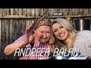 ANDREEA BALAN (3) - CU ELLA IN VIZITA LA STRABUNICA