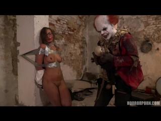 Оно - клоун (porn, pov, bdsm, cosplay, fetish, horror, hardcore)
