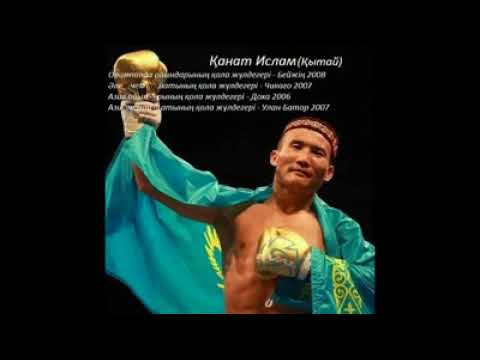 Әлем және олимпиада жүлделерін алған Қазақ және Қазақстандық боксшылар 2 бөлім 2005 2017