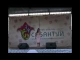 Моё выступление на московском международном фестивале