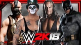 Bane vs Papa Shango vs The Undertaker vs Batman