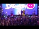 Супер Мегапопулярна группа DZIDZIO, стал одним из хедлайнеров первого дня MRPL City Festival,в м.Мариуполь.