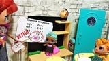 ПАМПЕРС ИЛИ ПЯТЕРКА. КУКЛЫ ЛОЛ ШКОЛА. #Мультики куклы #ЛОЛLOL SURPRISE VIDEO FOR KIDS