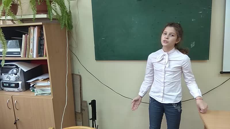 Беспалая Влада - Девочка-Россия.