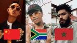 Gangsta Rap From Around The World (Saudi Arabia, Japan, Mozambique) Part 2