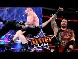 Брок Леснар против Романа Рейнса - WWE SummerSlam Mini-HLight