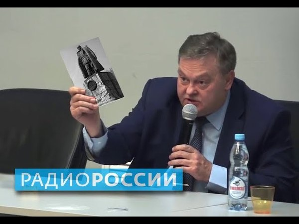 Евгений Спицын. Бой в прямом эфире за историческую правду: Колчак