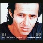 Jean-Jacques Goldman альбом Singulier 81 - 89