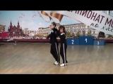 12.5.2018 ЧМ-1 A-class Fast 1 место №221 Максим Истомин - Регина Цокур
