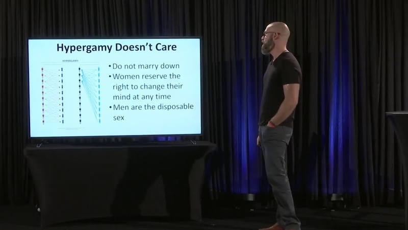 Richard Cooper on Hypergamy Accepting Female Nature