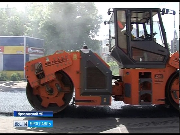 Качество ремонта дорог области проконтролировали депутаты областной Думы