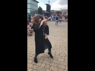 Harry Potter and Russian Dance