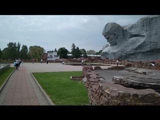 Белоруссия, Брестская крепость