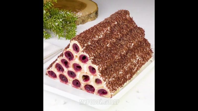 Торт Монастырская изба!