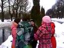 2013-03-16 Харинама в парке Горького
